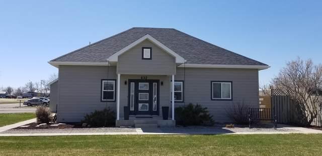 632 Dupuyer Avenue, Valier, MT 59486 (MLS #22105944) :: Montana Life Real Estate