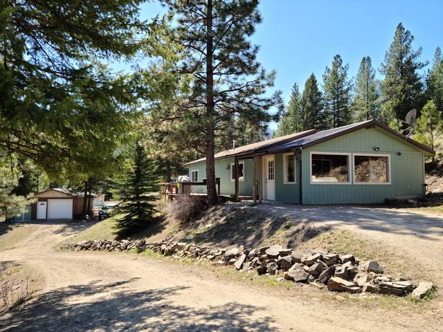 31230 Rennic Creek Road, Huson, MT 59846 (MLS #22105958) :: Peak Property Advisors