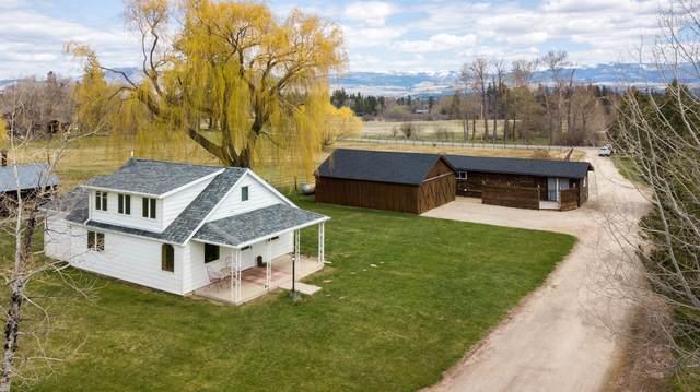 632/634 Sweeney Creek Loop, Florence, MT 59833 (MLS #22105985) :: Peak Property Advisors