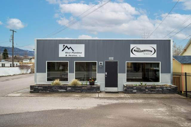 2221 S 3rd Street W, Missoula, MT 59801 (MLS #22105999) :: Andy O Realty Group