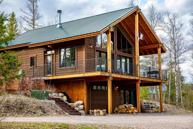 137 Spirit Moose Trail, Columbia Falls, MT 59912 (MLS #22106020) :: Andy O Realty Group