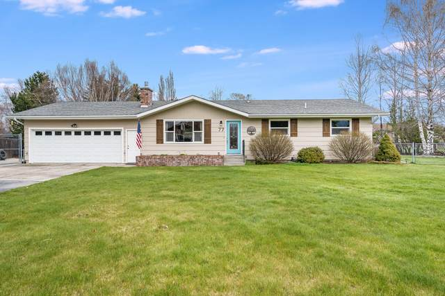 77 Scarborough Avenue, Kalispell, MT 59901 (MLS #22106034) :: Andy O Realty Group