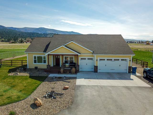 15650 Roman Creek Road, Frenchtown, MT 59834 (MLS #22106064) :: Peak Property Advisors