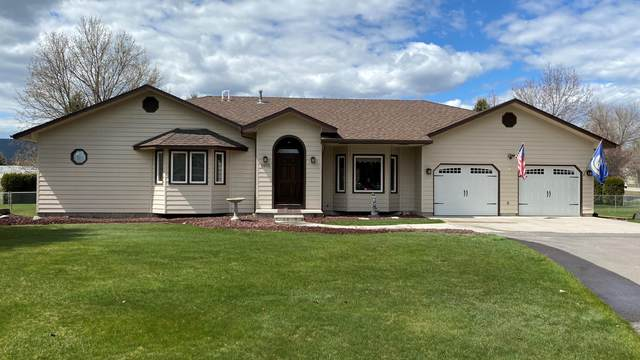 1855 Homestead Drive, Missoula, MT 59808 (MLS #22106103) :: Andy O Realty Group