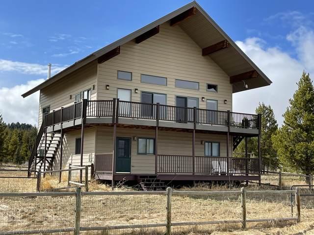 60 Lakeshore Drive, Anaconda, MT 59711 (MLS #22106178) :: Peak Property Advisors