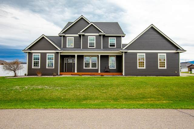 15 Mackinaw Way, Somers, MT 59932 (MLS #22106182) :: Andy O Realty Group