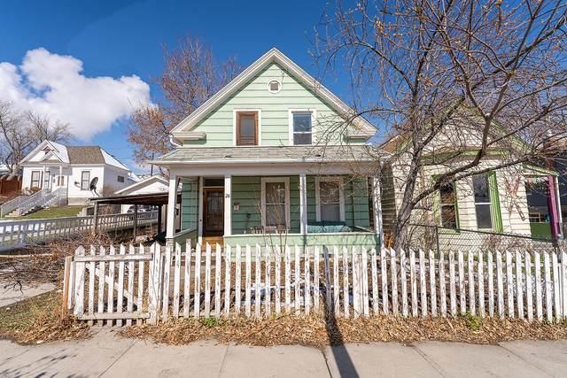 26 S Davis Street, Helena, MT 59601 (MLS #22106196) :: Andy O Realty Group