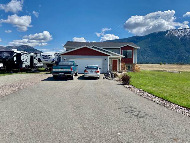 569 Rainbow Ridge Trail, Columbia Falls, MT 59912 (MLS #22106203) :: Andy O Realty Group