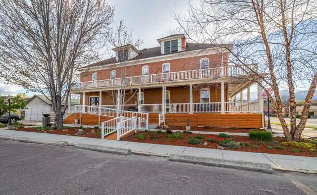 107 E 3rd Street, Stevensville, MT 59870 (MLS #22106211) :: Montana Life Real Estate