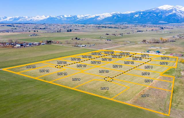 Lot 21 Ambrose Estates Subdivision, Stevensville, MT 59870 (MLS #22106216) :: Peak Property Advisors