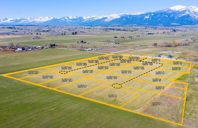 Lot 22 Ambrose Estates Subdivision, Stevensville, MT 59870 (MLS #22106217) :: Peak Property Advisors