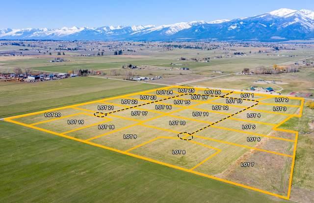 Lot 23 Ambrose Creek Subdivision, Stevensville, MT 59870 (MLS #22106218) :: Peak Property Advisors
