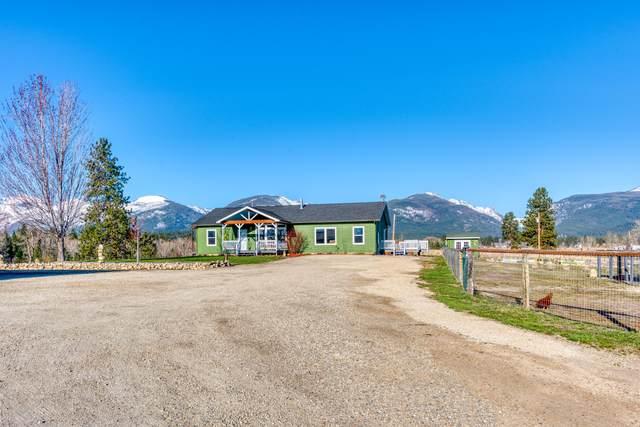 443 Bear Creek Road, Victor, MT 59875 (MLS #22106233) :: Andy O Realty Group