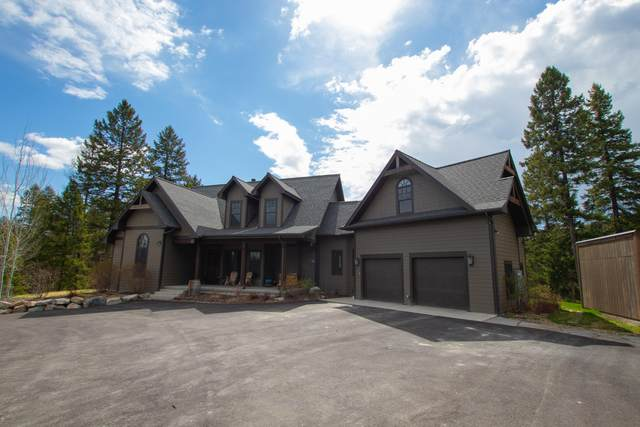 245 Cliff Creek Road, Whitefish, MT 59937 (MLS #22106313) :: Montana Life Real Estate