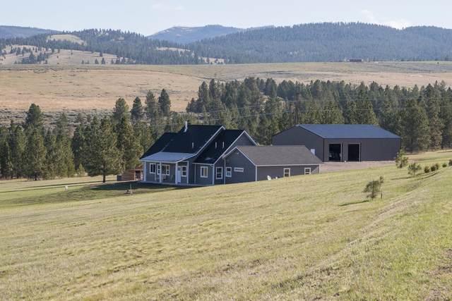 714 Willy Way, Stevensville, MT 59870 (MLS #22106319) :: Peak Property Advisors