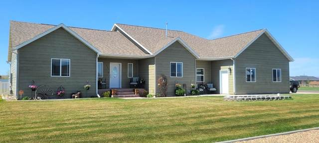 3350 Evening Star Drive, Helena, MT 59602 (MLS #22106419) :: Andy O Realty Group