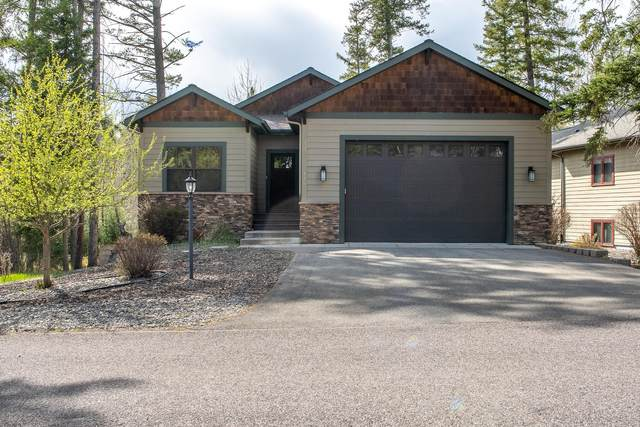 816 St Andrews Drive, Columbia Falls, MT 59912 (MLS #22106426) :: Andy O Realty Group
