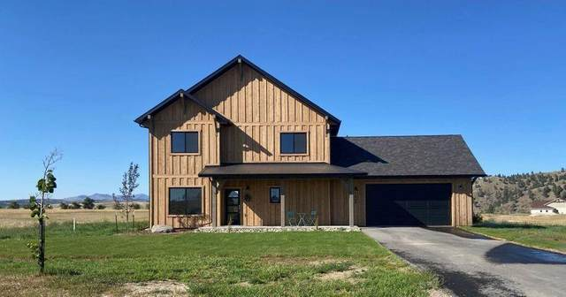 5448 Peppergrass Road, Helena, MT 59602 (MLS #22106434) :: Andy O Realty Group