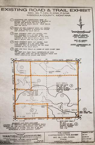 Nhn Us-12, Lolo, MT 59847 (MLS #22106521) :: Peak Property Advisors