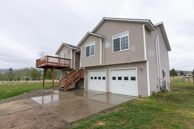 4088 Sage Creek Road, Stevensville, MT 59870 (MLS #22106660) :: Peak Property Advisors