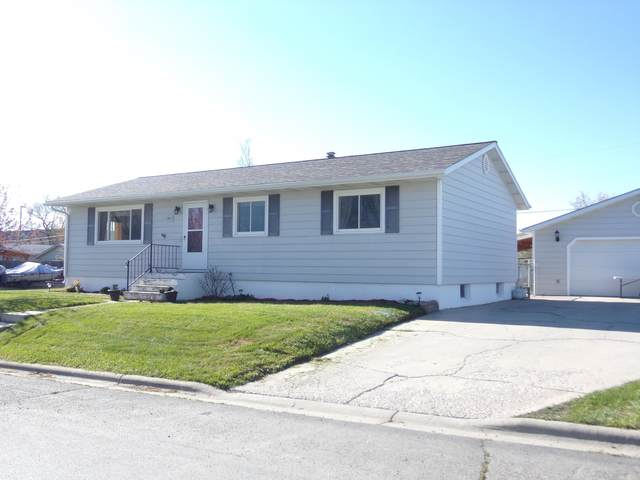 1431 Cole Avenue, Helena, MT 59601 (MLS #22106817) :: Andy O Realty Group