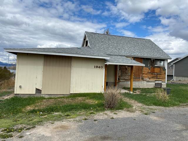 1940 Cannon Street, Helena, MT 59601 (MLS #22106819) :: Andy O Realty Group