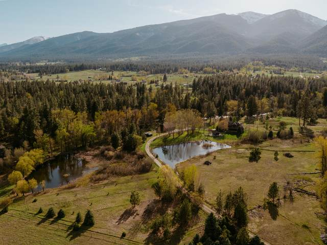 229 Kootenai Creek Road, Stevensville, MT 59870 (MLS #22106823) :: Peak Property Advisors