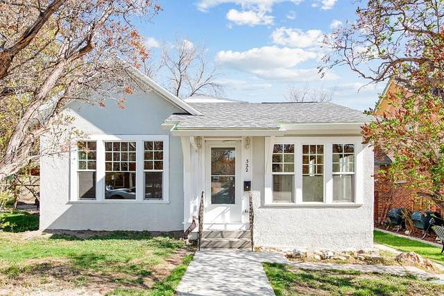 322 W Lawrence Street, Helena, MT 59601 (MLS #22106874) :: Andy O Realty Group