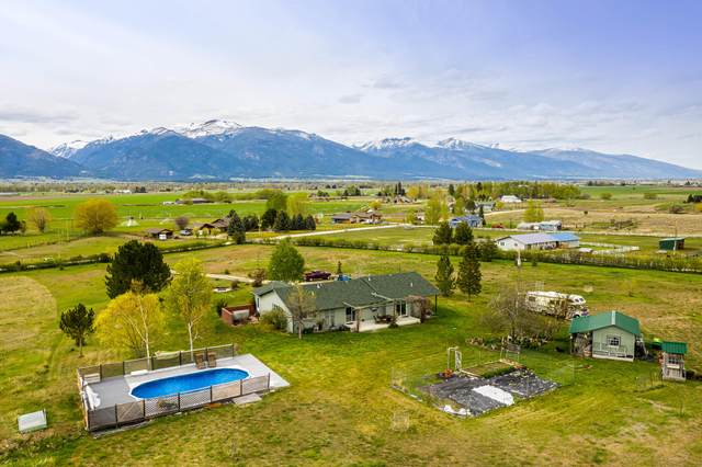 2314 Kelsey Way, Stevensville, MT 59870 (MLS #22106893) :: Peak Property Advisors