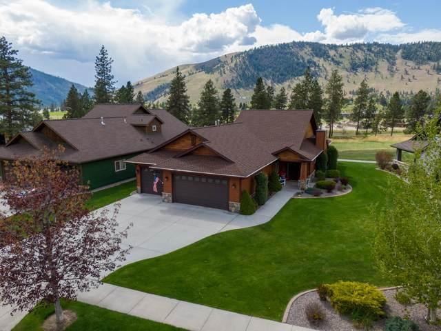 781 Anglers Bend Way, Missoula, MT 59802 (MLS #22106903) :: Peak Property Advisors