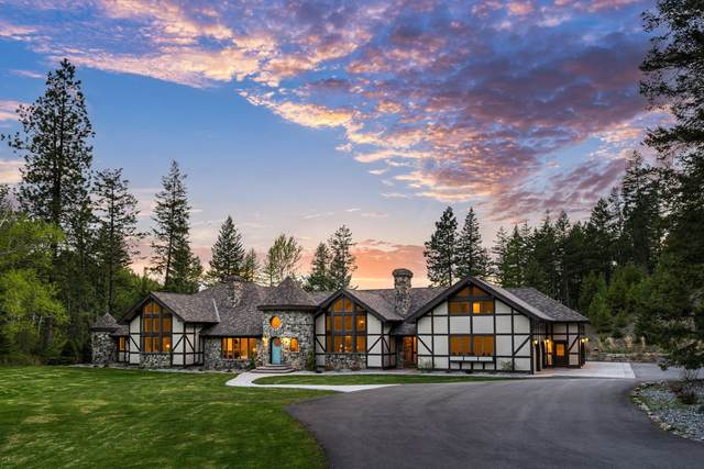 215 Browns Gulch Road, Kalispell, MT 59901 (MLS #22107012) :: Montana Life Real Estate