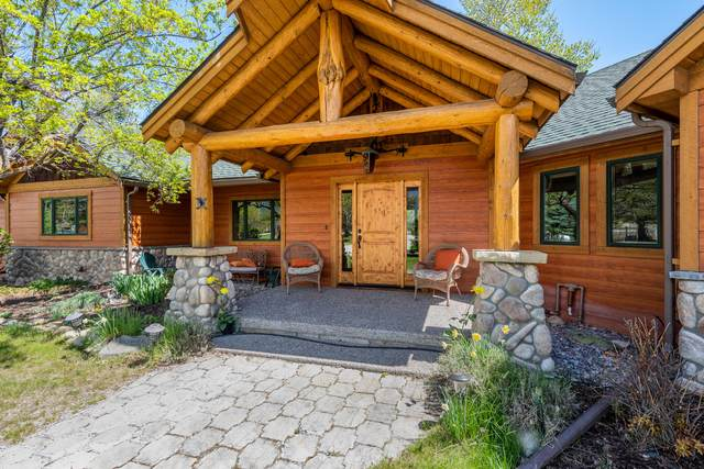 4202 Edgewater Way, Stevensville, MT 59870 (MLS #22107034) :: Peak Property Advisors