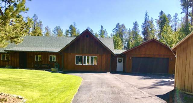 1147 Homesteaders Way, Marion, MT 59925 (MLS #22107061) :: Whitefish Escapes Realty