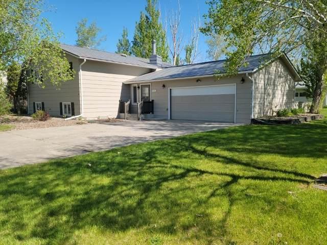 1205 11th Street, Fort Benton, MT 59442 (MLS #22107117) :: Dahlquist Realtors
