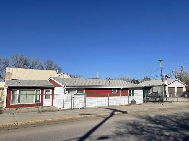 137 4th Avenue SE, Cut Bank, MT 59427 (MLS #22107124) :: Peak Property Advisors