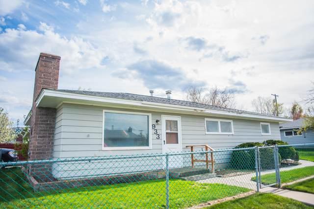 933 Cedar Street, Helena, MT 59601 (MLS #22107131) :: Dahlquist Realtors
