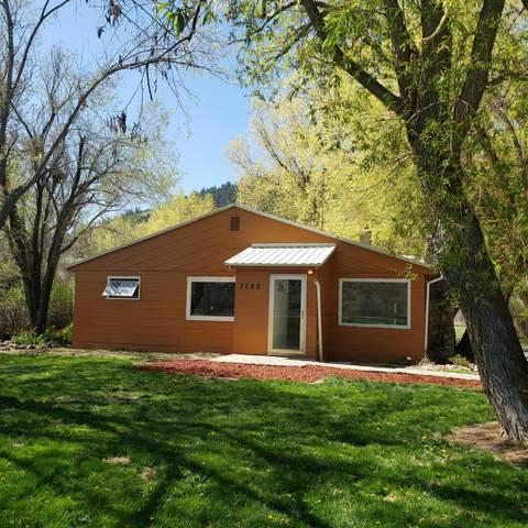3085 Garrison Frontage Road, Garrison, MT 59731 (MLS #22107172) :: Peak Property Advisors