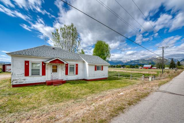 239 Woodside Cutoff Road, Corvallis, MT 59828 (MLS #22107299) :: Peak Property Advisors