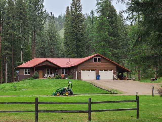 17718 Remount Road, Huson, MT 59846 (MLS #22107310) :: Peak Property Advisors