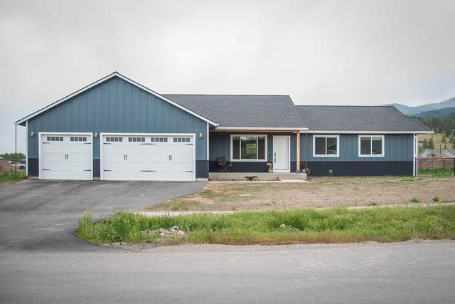 15352 Tyson Way, Frenchtown, MT 59834 (MLS #22107317) :: Peak Property Advisors