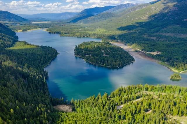 Lot 9 Weasel Creek Estates, Troy, MT 59935 (MLS #22107445) :: Montana Life Real Estate