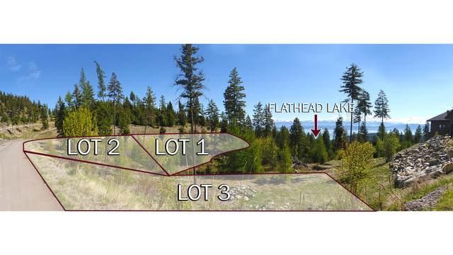 322 Ridge Line Drive, Lakeside, MT 59922 (MLS #22107553) :: Peak Property Advisors