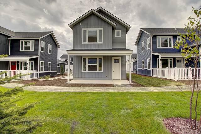 612 Trailview Way, Whitefish, MT 59937 (MLS #22107581) :: Peak Property Advisors