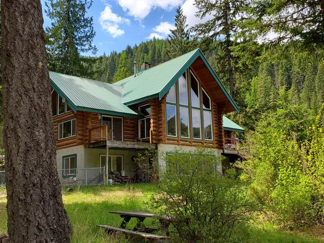 14 And 16 Larch Creek Lane, Trout Creek, MT 59874 (MLS #22107690) :: Whitefish Escapes Realty