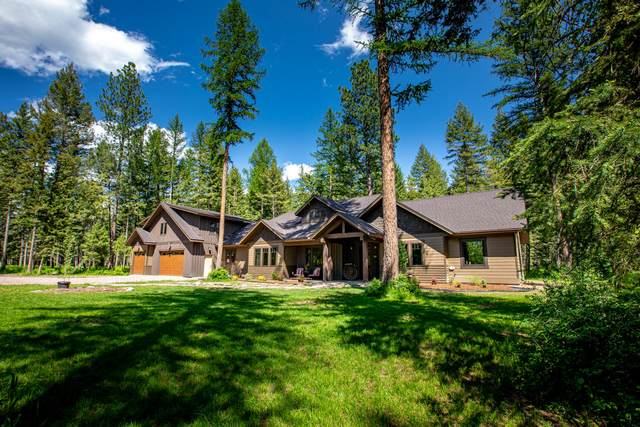 110 Tranquil Trail, Columbia Falls, MT 59912 (MLS #22107838) :: Andy O Realty Group