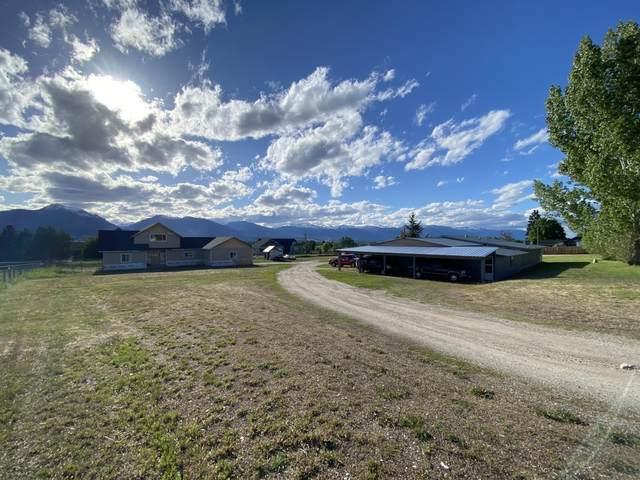 826 Bundy Way, Corvallis, MT 59828 (MLS #22107918) :: Peak Property Advisors