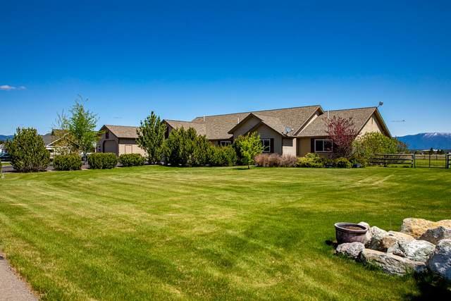 189 Lost Creek Lane, Kalispell, MT 59901 (MLS #22108028) :: Peak Property Advisors