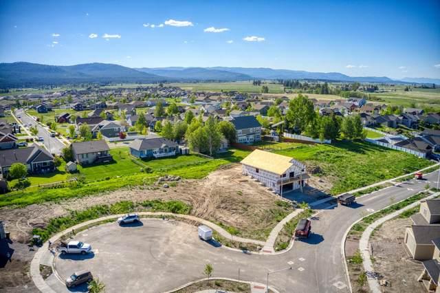 322 Cottage Court, Kalispell, MT 59901 (MLS #22108355) :: Peak Property Advisors
