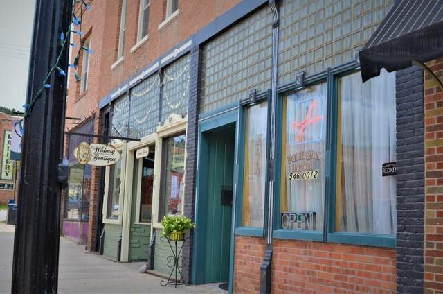138 E Broadway Street, Philipsburg, MT 59858 (MLS #22108400) :: Peak Property Advisors