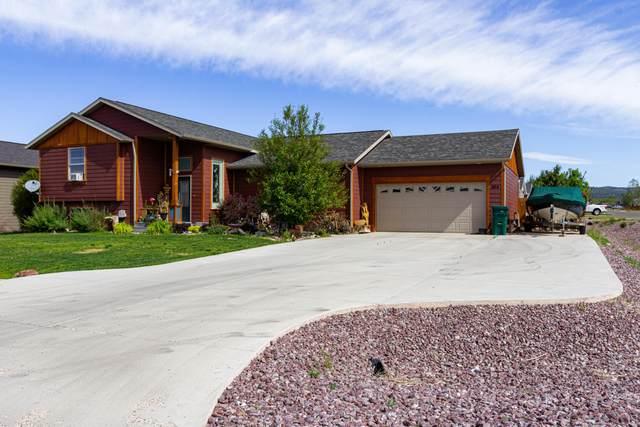 1164 Vega Road, Helena, MT 59602 (MLS #22108418) :: Dahlquist Realtors